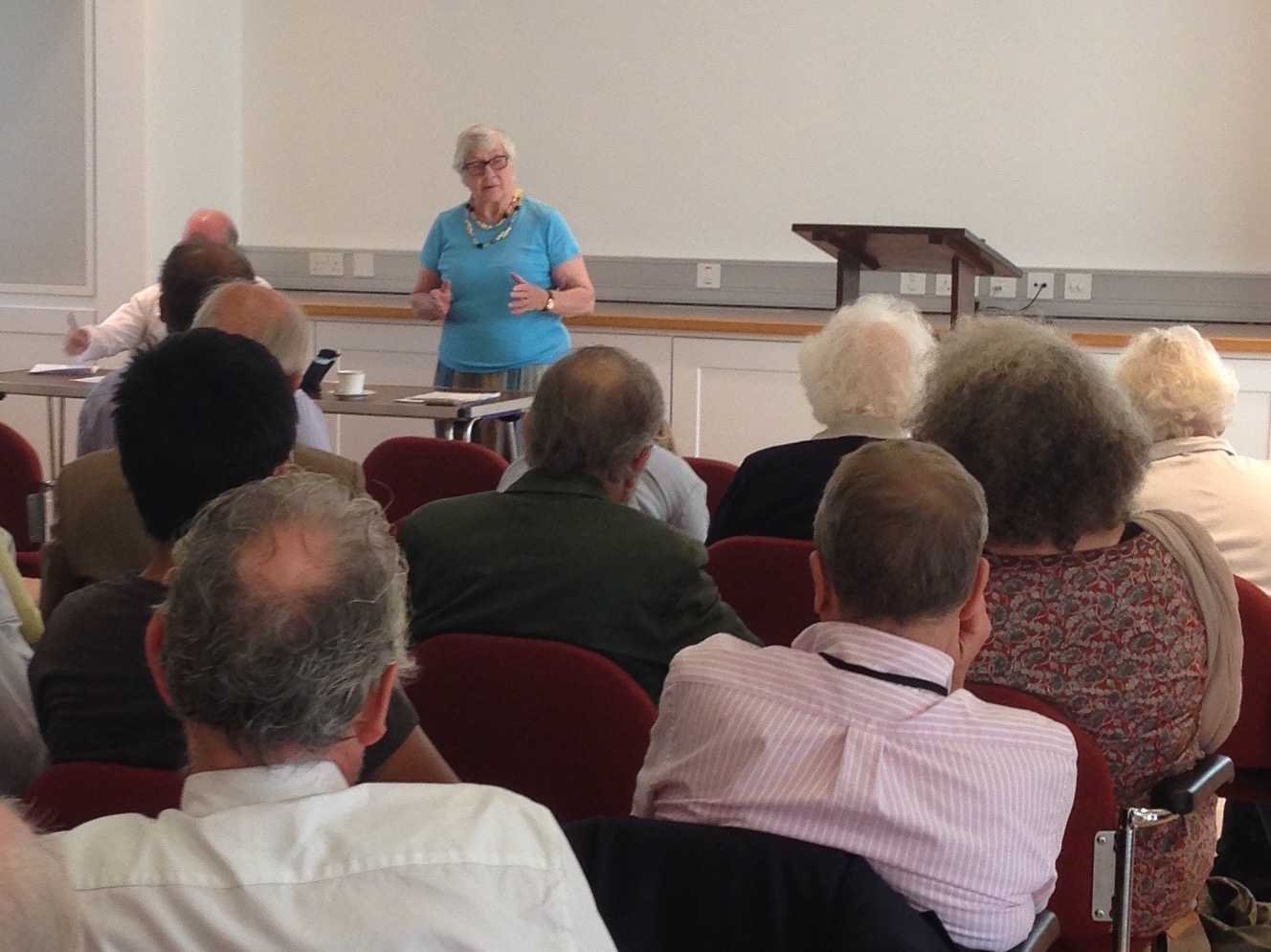 Public lecture by Baroness Williams of Crosby, former Leader of the Liberal Democrats in the House of Lords and Professor Emeritus of Elective Politics at Harvard University. This lecture was held at St Edmund's College on Friday 26 June 2015 as...