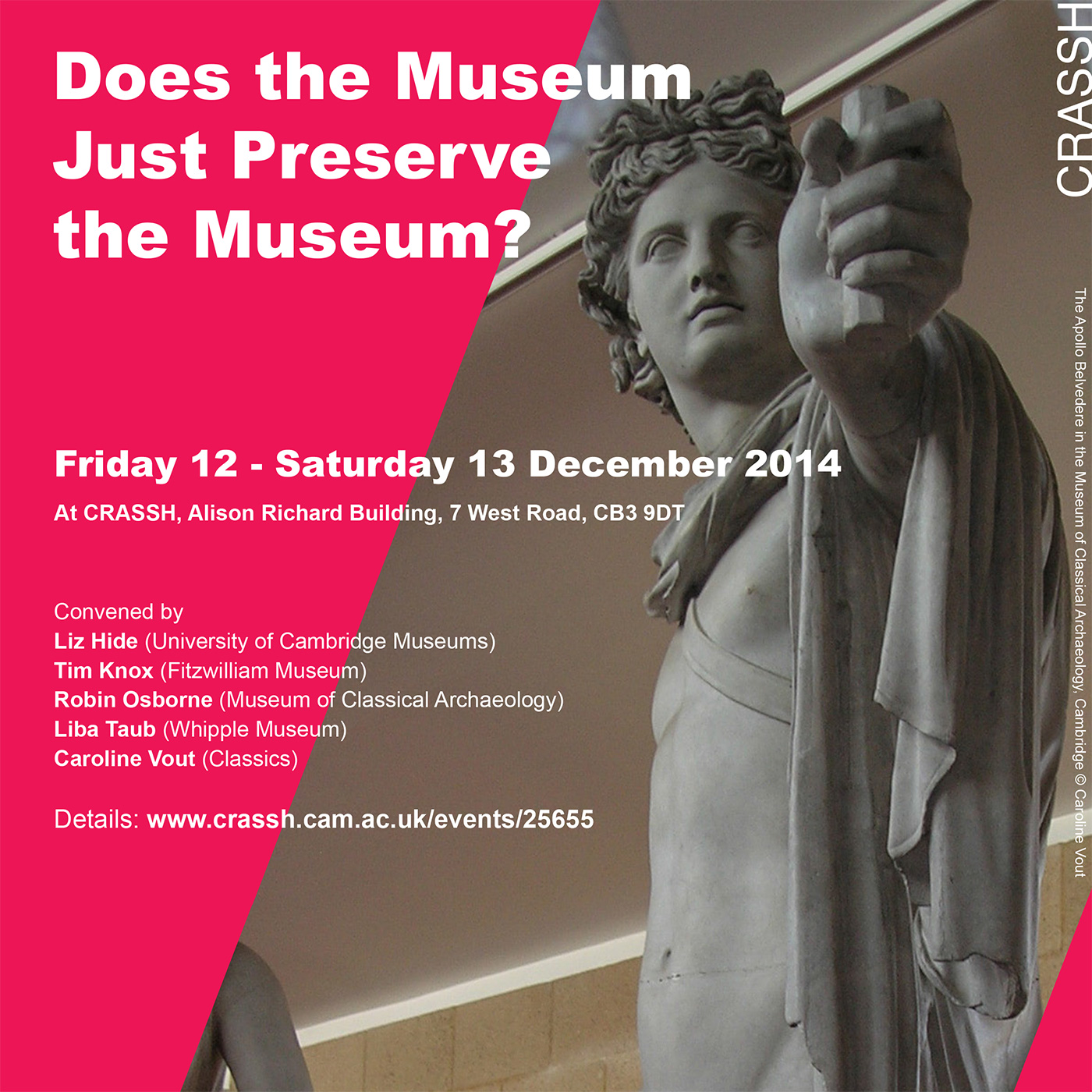 Does the Museum Just Preserve the Museum?'s image