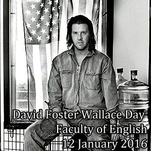 David Foster Wallace Day - 12 January 2016's image