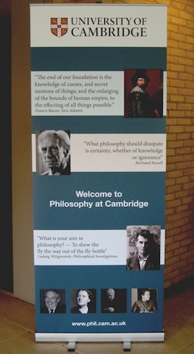 Sixth-form Philosophy Conference's image