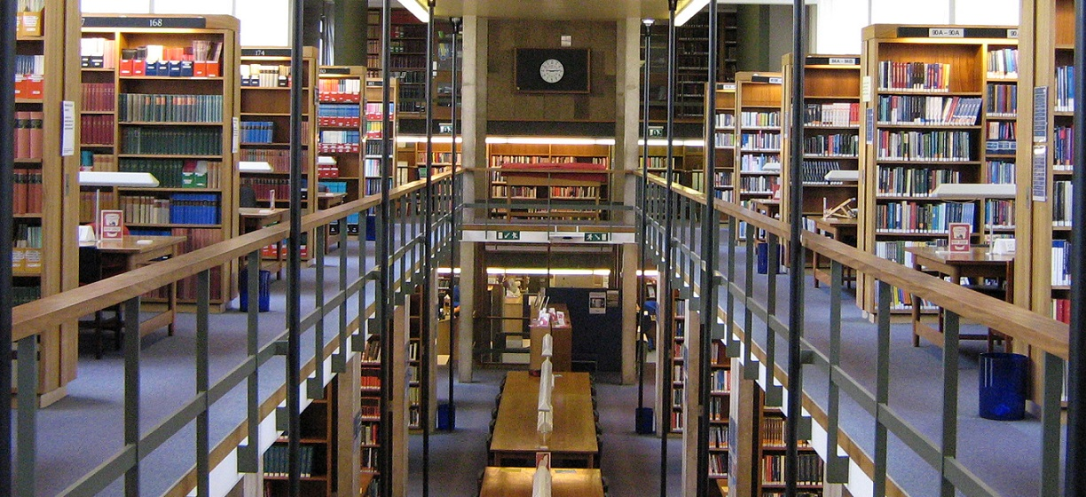 Marshall Library of Economics's image
