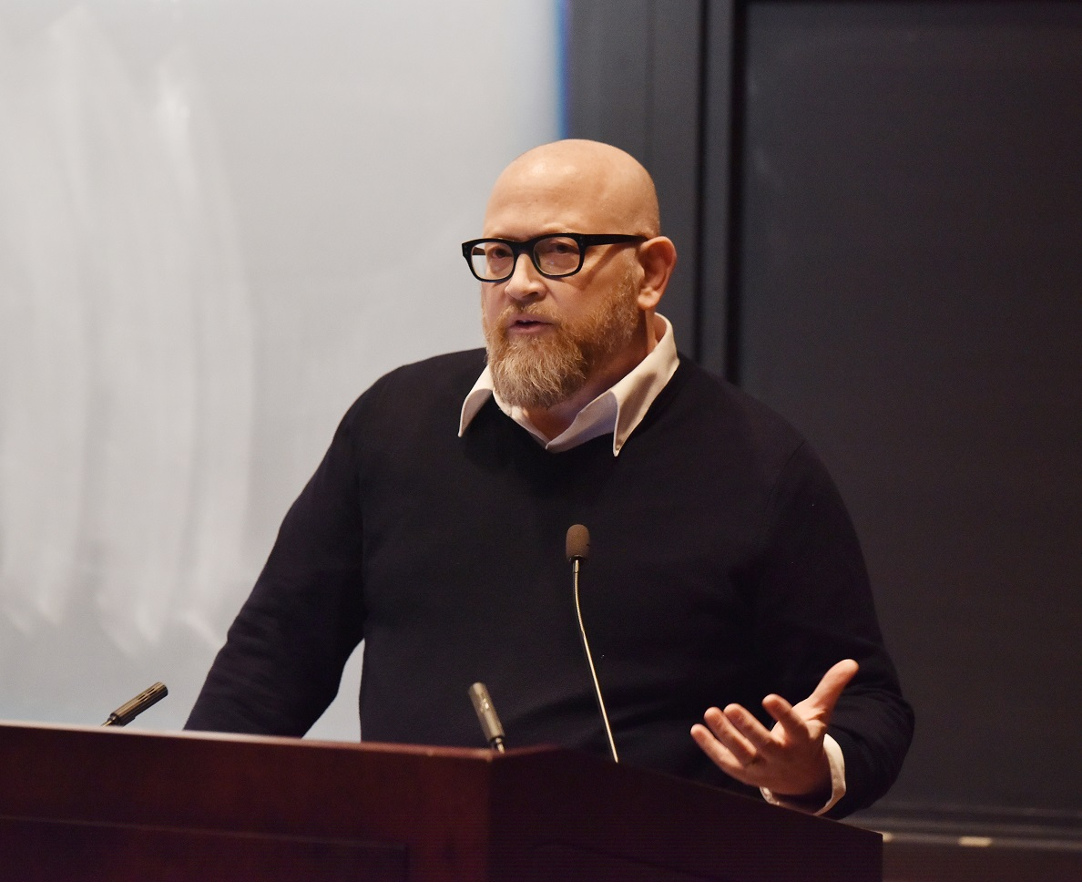 The Clark Lectures 2019: Unmodernism - Professor Andrew Cole's image